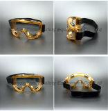 Occhiali di protezione di sicurezza indiretti degli sfiati della cinghia larga registrabile (SG142)
