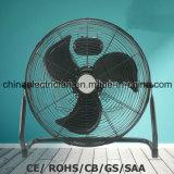 '' Fußboden-Ventilator der hohen Geschwindigkeits-16 für Afrika-Markt GS/Ce/SAA
