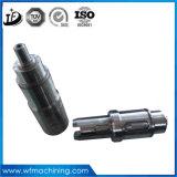 Eje de acero de forja forja China/unidad/eje de transmisión con galvanoplastia