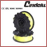 Rebar máquina atado con alambre recubierto de PVC (bobina)