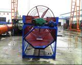 Sh блок доказательства вращающийся фильтр барабана/Экран Trommel /барабана машины для отбора мощности завода и завода в результате раздавливания/линии сортировки мусора и отходов тип отходов Recyc