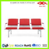 Silla que espera del aeropuerto rojo de la PU Seater (SL-ZY039)