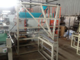 Ybqb Luftblasen-Film-Beutel, Maschine mit doppeltem Faltblatt produzierend