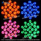 24*12W Rgbaw+UV 6 en 1 IGUALDAD LED de la alta calidad