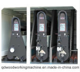 Macchina di smeriglitatura capa tre resistenti per falegnameria