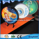 L'acrylique formé Business pancarte Affichage (boîte à lumière)