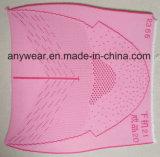 Nouveau mode de tissu jacquard Flyknit Chaussures pour hommes et femmes supérieur
