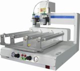 2 Mittellinie Automatic Liquid Silicone Dispensing Machine für Label (jt-d4210)