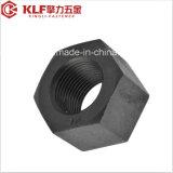 La norme ASTM A563 C les écrous hexagonaux lourd structurelle