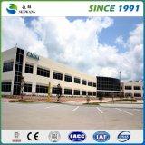 Pakhuis het van uitstekende kwaliteit van de Structuur van het Staal van de Brede Spanwijdte van de Fabriek van 27 Jaar