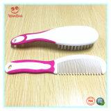 Migliore insieme di spazzola molle dei capelli del bambino della setola compreso il pettine