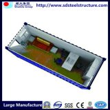 Anpassungs-Flachgehäuse-Behälter-Haus für Arbeitslager
