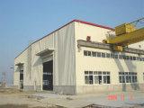 Structure en acier du stockage du grain de l'agriculture l'entrepôt (KXD-pH9)