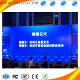 Новейшие HD для установки вне помещений в аренду P РП3.91 привели знак для производительности