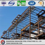Bâtiment résidentiel en acier avec étages multiples