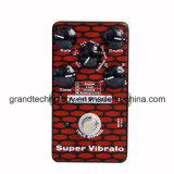 Pédale superbe grande d'effet de guitare de Digitals de Vibrato (JF-92)