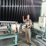 Труба спирали стены структуры HDPE делая машину 800mm