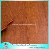 Revestimento de bambu tecido de alta qualidade chinês (cor vermelha laranja) Uso interno com preço barato
