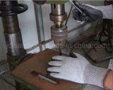 Gant de travail anti-coupe résistant avec revêtement en PU (PD8026)