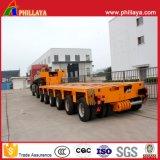 250 Tonnen Hochleistungsmaschinerie-Transport-hydraulische modulare Schlussteil-