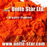 Pigmento orgánico naranja 13 para la impresión textil