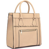 Novo Designer PU Leather Winged Satchel Tote Shoulder Bag Bolsa / Carteira