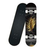Nieuwste model Maple Longboard Wood Skateboard