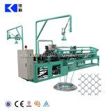 4m Breite galvanisierte Draht-Diamant-Ineinander greifen-spinnende Kettenlink-Zaun-Maschine