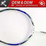 675mm Itachi 10 Blue Badminton Racket Factory Sporting Goods