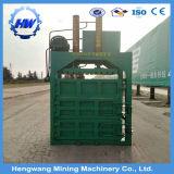 De verticale Hydraulische Fabrikant van de Machine van Recyling van de Hooipers