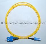 Precio más barato: Sc/Cable de conexión de fibra óptica LC
