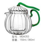 Cristalería/Cookware/utensilios de cocina/aplicación/pote de cristal /Teaset