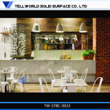 Los grandes muebles Commericial Club Bar Contador (TRCT TW-018)