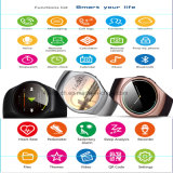 Tela redonda Vigilância inteligente Bluetooth Phone (K18)