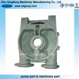 Intelaiatura della pompa centrifuga dell'acciaio inossidabile del pezzo fuso di sabbia