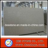 Losa Polished G682 (DES-GS024) del granito oxidado amarillo