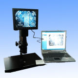 LED Screen Mzw0745LEDとのMonocular Video Microscope