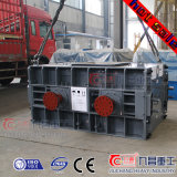 Preiswerter Preis der doppelten Rollen-Zerkleinerungsmaschine für die Zerquetschung der Kohle