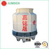 ISO-Bescheinigung-Frau-Runde Serien-runder Typ Kühlturm