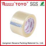 No hay ruido impreso colorido BOPP cinta adhesiva de PVC adhesivo