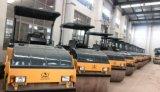 Ролик дороги двойного барабанчика машинного оборудования конструкции 6t Junma Vibratory (YZC6)