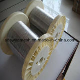 材料SUS304 0.13mm Stainless Steel Wire (ISO9001)