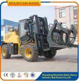 Vorkheftruck van het Terrein van de Vrachtwagen Cpcy35 van de Pallet van de fabrikant de Ruwe met Prijs