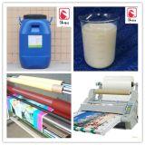 Água - adesivo seco baseado da laminação