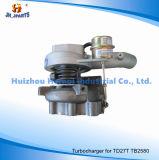 Turbocharger das peças de motor para Nissan Td27t Tb2580 Tb25/Tb2527/Ht12/T2052s 14411-G2407