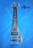 Afanti /LED-elektrische acrylsauergitarre der transparenten Kristallgitarre (AAG-009)
