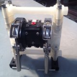 2インチPP/Aluminium/Stainlessの鋼鉄空気の(、QBYのタイプ、Graco作動する)空気二重ダイヤフラムポンプ、スラリーポンプ、化学ポンプ