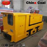 De ondergrondse Elektrische Locomotief van de Mijnbouw 5ton