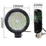 トラックのための7.5inch 36W IP67のクリー族LED作業ライト