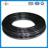 El alambre de acero de alta presión de En856 4sp torció en espiral el manguito de goma